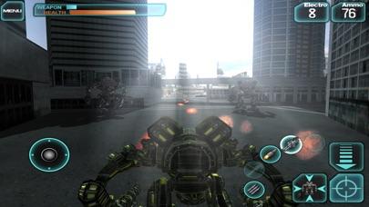 Mech Pilot Screenshots
