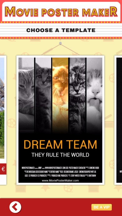 movie poster maker make fake posters add them to