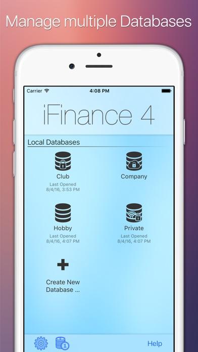 iFinance 4 Screenshots