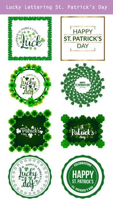 download St.Patrick's Day Sticker apps 4