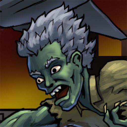 Zombie Survival Mission iOS App