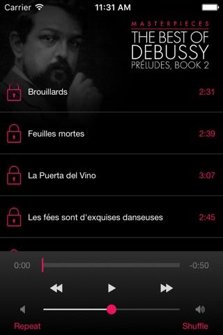 Debussy: Préludes, Book 2 screenshot 3