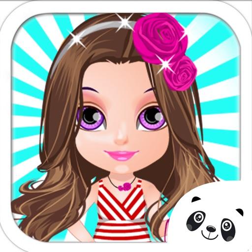 公主的舞会-女孩子的美容、换装、装扮游戏 iOS App