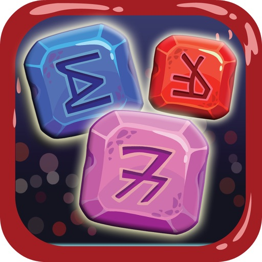 Ancient Runes - Play Finger Reflex Puzzle Game for FREE ! iOS App