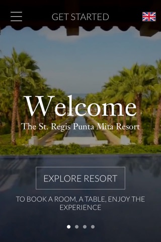 The St. Regis Punta Mita Resort screenshot 1