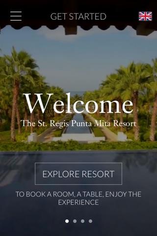The St. Regis Punta Mita Resort screenshot 1