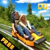 VR Real Jungle Roller Coaster Simulator 2016 Free