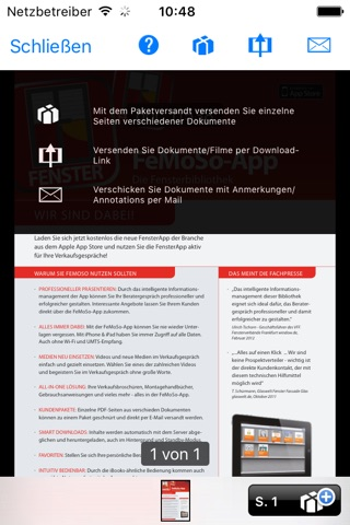 FensterApp - FeMoSo screenshot 4
