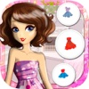 Dress dolls and design models – fashion games for girls of all ages