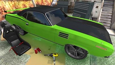 車を修理する: クラシカルなマッスルモッズ... screenshot1