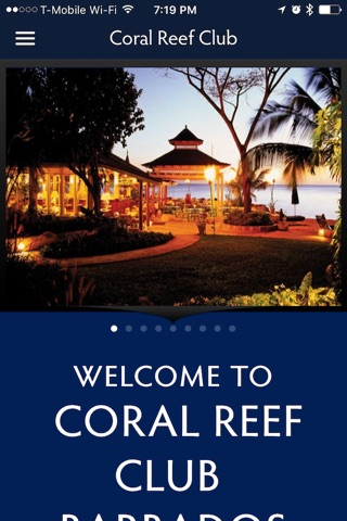 Coral Reef Club Barbados screenshot 1