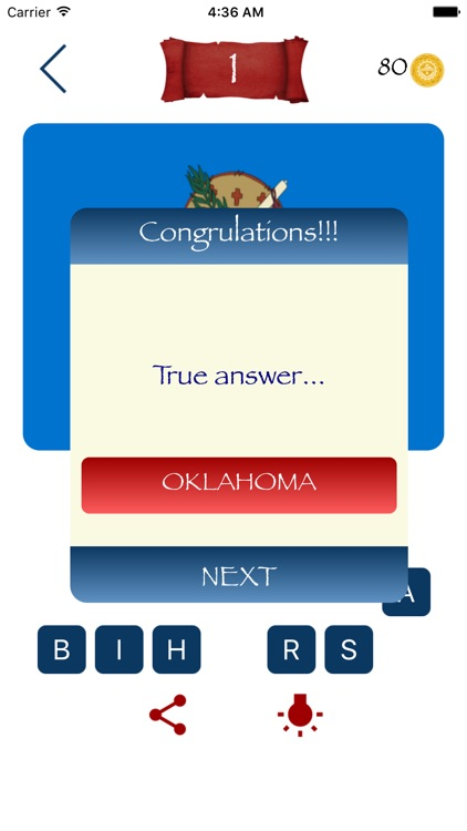 5fb50c2b824b9 USA 50 States Quiz - guess state names from flags and maps! by ...