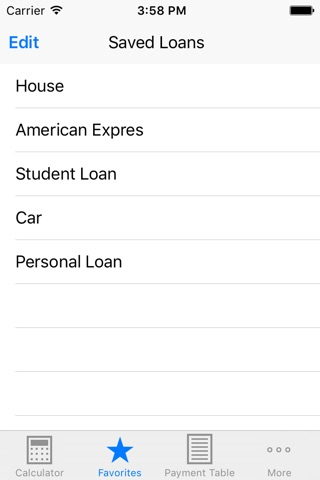 Loan Calculator — What If? screenshot 3