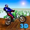 Cartoon Offroad Bike Racing 3D
