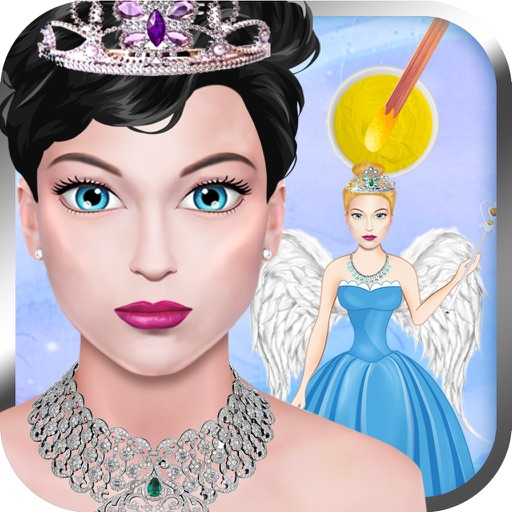 Fairy Princess Wax Salon & Spa - Make-up & Makeover Game for Girls iOS App