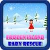 Frozen Island Baby Rescue