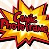 Action Comic Theme Photo Frame/Collage Maker and Editor - Foto Montage with Colorful Frame