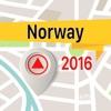 挪威 離線地圖導航和指南