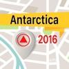 南极洲 離線地圖導航和指南