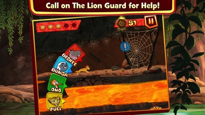 Screenshot #8 for The Lion Guard