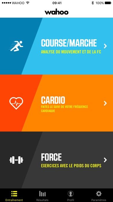 download Wahoo RunFit apps 4