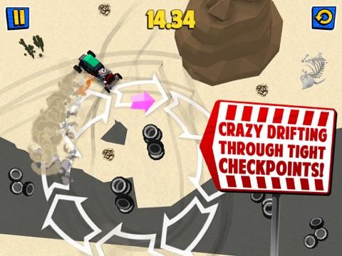 Nifty Drifty для iPad