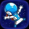 Astronaut Space Jump