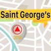 Saint George's Offline Map Navigator and Guide