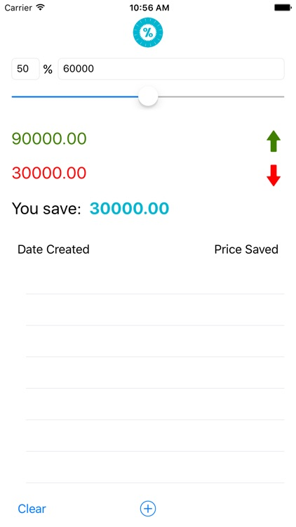 discount sale price calculator by shawn thornton