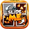 Slide Me Puzzle : At the Halloween Picture Characters Quiz Free Games