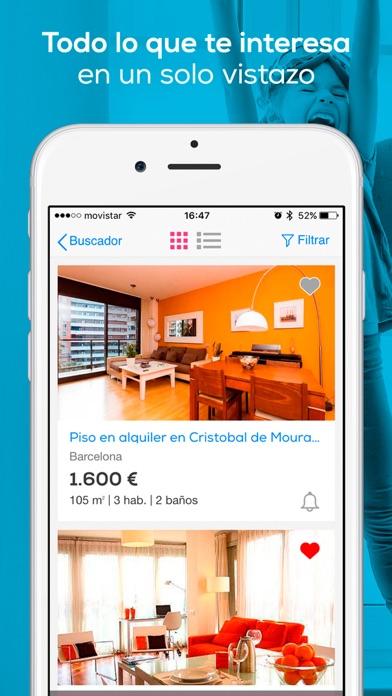 Captura de pantalla del iPhone 2