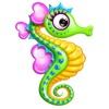 Free Seahorse Puzzle