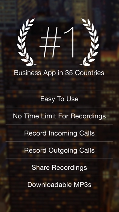 Screenshot #5 for TapeACall Pro: Call Recorder