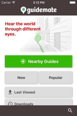 guidemate Audio Travel Guide screenshot 1