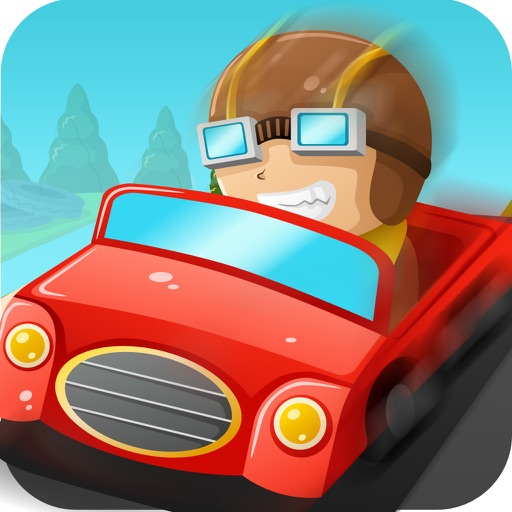 Police Sheriff Patrol Cars Drag Race: Real Auto Drag Car Racing Track & Police Car Chase Par