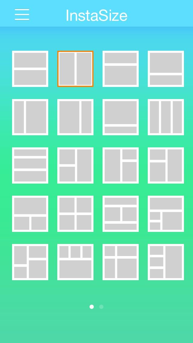 download Collage maker for Instagram - Post full size photos for Instasize, pinterest & snapchat apps 2