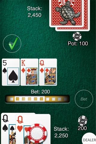 Heads Up: Hold'em  (1-on-1 Poker) screenshot 1