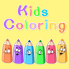 Kids Coloring - Recolor Drawing Book For Children Likes