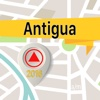 Antigua Offline Map Navigator and Guide