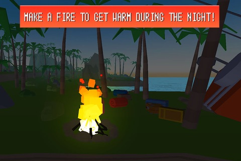 Craft Island Survival Simulator 3D screenshot 4