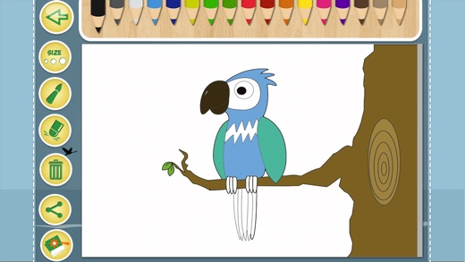 Farbmalerei Buddy Pro - ausmalbilder für kinder malen spiele kunst ...