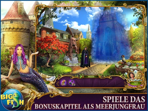 Dark Romance: The Swan Sonata HD - A Mystery Hidden Object Game screenshot 4