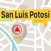 San Luis Potosi Offline Map Navigator and Guide