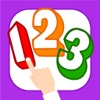 123 Touch the Numbers for preschool kids