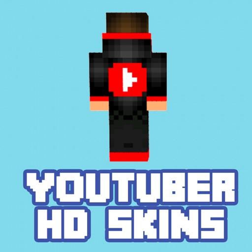 HD Youtuber Skins For Minecraft Pocket Edition App Store Revenue - Skins para minecraft pe com