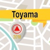 Toyama Offline Map Navigator and Guide