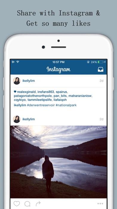 Filllter - Filters & Effect for Live Photos Screenshots