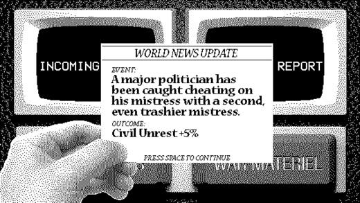 MILITARY-INDUSTRIAL COMPLEX Screenshot