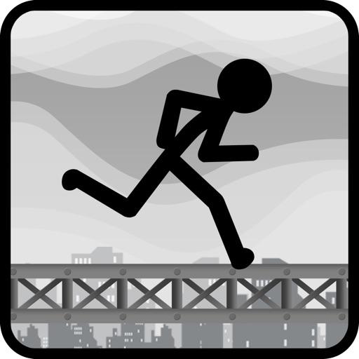 Stick-Man Epic Battle-Field Jump-er Obstacle Course
