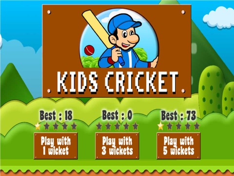 Kids Cricket-ipad-2